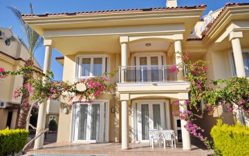 4 Bedroom Villa to Rent in Sunset Beach Club Fethiye PEARL 4