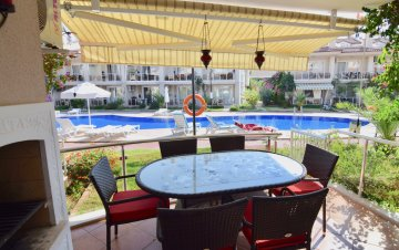 1 Bedroom Apartment to Rent in Sunset Beach Club Fethiye MERMAID 9