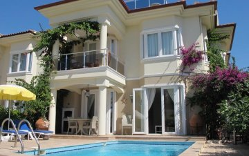 5 Bedroom Villa to Rent in Sunset Beach Club Fethiye STARFİSH 4