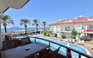 3 Bedroom Apartment to Rent in Sunset Beach Club Fethiye POSEDION 2